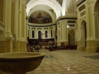 117 - Pesaro - La Cattedrale, interno