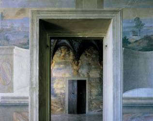 149 - Pesaro. Villa-Imperiale. Interno