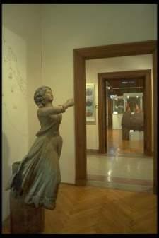 69 - Pesaro. Museo della Marineria Pesarese Washington Patrignani interno