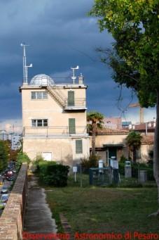 """89 - Pesaro - Il Museo scientifico """"L. Guidi"""" e l'Osservatorio """"Valerio"""""""