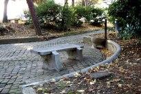 84 - Pesaro- Gli Orti Giuli. Particolare