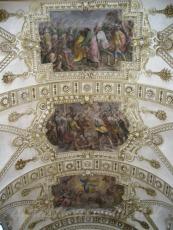 103 - Chiesa di S.Pietro in Valle volta della navata