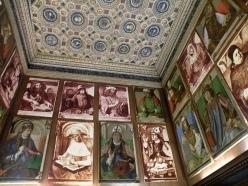 7 - Urbino- Palazzo Ducale ,Interno. Galleria Nazionale delle Marche.