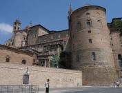 85 - Urbino vista da Borgo Mercatale