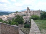90 - Urbino vista dalla Fortezza Albornoz