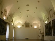 15 - Urbino, Palazzo Ducale, Sala del Trono-