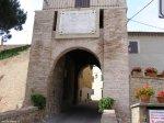 70 - Fiorenzuola di Focara - Ingresso al Castello
