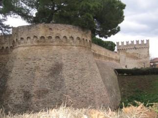 9 - Fano - Le mura fortificate