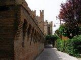 30 - Gradara - muro di cinta