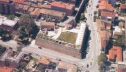 10 - Fano. Bastione-San-Gallo dall'alto.
