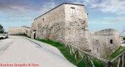 11 - Bastione Sangallo di Fano