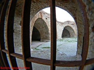 12 - Fano. Bastione Sangallo (scorcio)