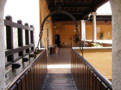 51 - Gradara - Un ponte elevatoio del castello interno