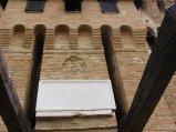 50 - Rocca - Ponte levatoio. particolare