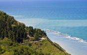 4 - Pesaro. Parco Naturale Regionale del Monte San Bartolo, paesaggio