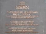 """3 - Urbino """"Capitale del Rinascimento"""", accoglie il visitatore mostrando immediatamente la bellezza del suo Palazzo Ducale (fine XV sec."""