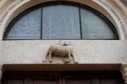 40 - Duomo, particolare del portale