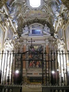 42 - Cattedrale. Interno cappella Nolfi