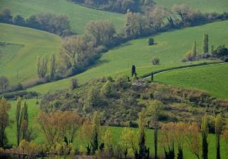 5 - Pesaro. Parco Naturale Monte San Bartolo, paesaggio-