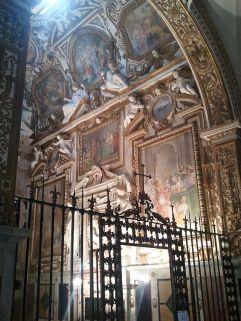 43 - Fano. Cattedrale la Cappella Nolfi, XVII secolo)