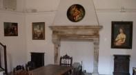 35 - Urbino. Casa natale di Raffaello, interno- sala Petragolini con copie novecentesche di opere di Raffaello.