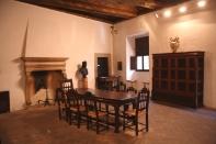 34- Urbino. Casa natale di Raffaello, interno