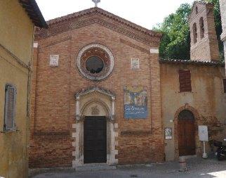 41 -Urbino - Oratorio- San-Giovanni.