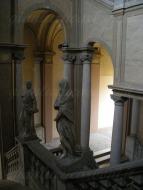 86 - Palazzo Montevecchio scalone d'Onore