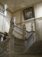 87 - Palazzo Montevecchio scalone d'Onore-