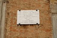 90 - Fano. Palazzo Martinozzi. Particolare