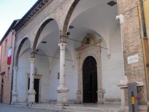 57- Fano. Convento di Santa Maria Nuova