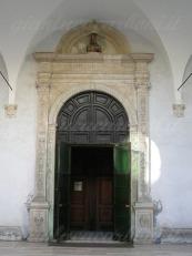 58- Chiesa di S.Maria Nuova particolare del portale