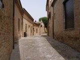 13 - Gradara - una via del borgo