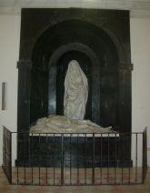 60- Urbino. Grotte del Duomo. Cappella della Resurrezione. La Pietà di Giovanni Bandini