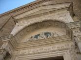 63 -Urbino. La Chiesa di San Domenico particolare