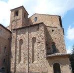 65 - Urbino. Retro della Chisa di San Domenico