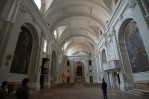 66 - Urbino. La Chiesa di San Domenico interno