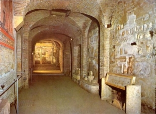 11,4 - La basilica sotterranea