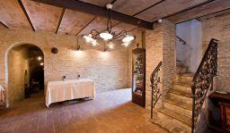126 - Fano. Il Castello di Montegiove, particolare