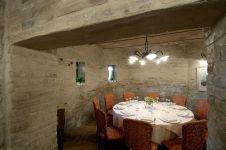 125 - Fano. Il Castello di Montegiove, particolare