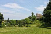 117 - Fano. Panorama del castello di Monte Giove