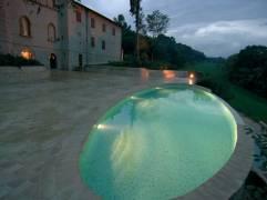 123 - Fano. Il Castello di Montegiove, particolare