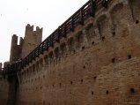 31 - Gradara - muro di cinta