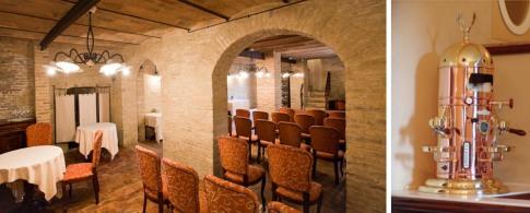 127 - Fano. Il Castello di Montegiove, particolare