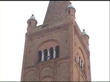 32 -Forlì- Particolate del campanile chiesa di San Mercuriale