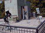 86 --Ravenna. Il Planetario. Tramite una scala si accede a una terrazza che permette osservazioni del cielo