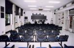 85 - Ravenna. Il Planetario, la sala convegni adibita a conferenze, lezioni, labporatori