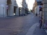 7 - Forlì, Corso della Repubblica da Piazza Saffi verso Piazza della Vittoria