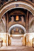 6 -Ravenna Mausoleo di Galla Placida Interno