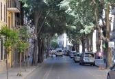 5 - Forlì. Corso Diaz che converge in Piazza Saffi